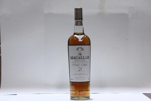 Macallan- 21 year old