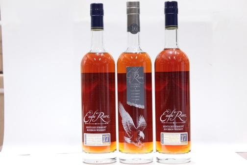 Eagle Rare-10 year oldEagle Rare-17 year old-1984Eagle Rare-17 year old