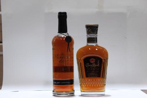 Canadian Club- 30 year old  Crown Royal