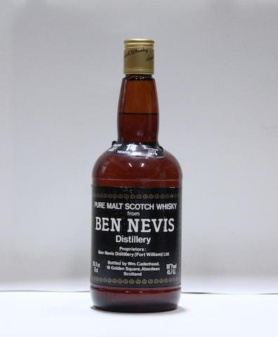 Ben Nevis-14 year old-1965