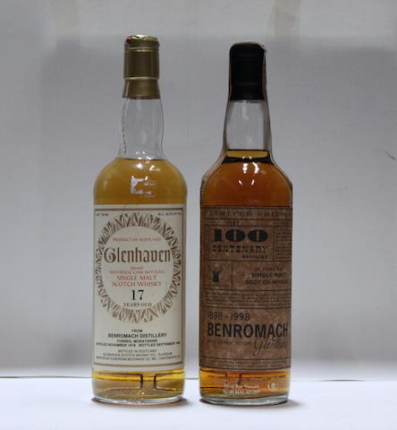 Benromach-17 year old -1978/1995  Benromach-17 year old
