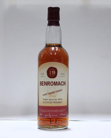 Benromach-19 year old