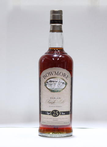 Bowmore-25 year old