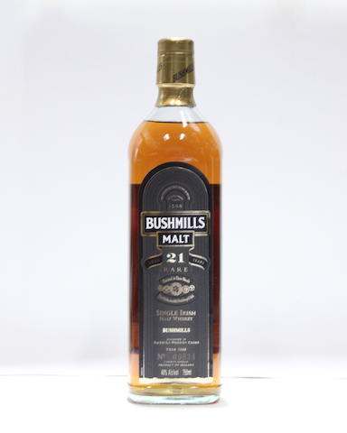 Bushmills-21 year old