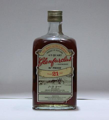 Glenfarclas-21 year old