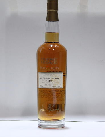 Auchentoshan-24 year old-1981