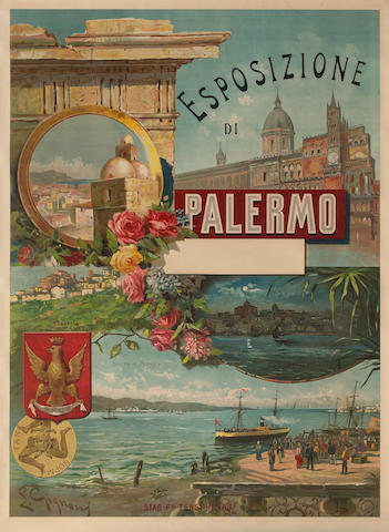 E. Gignoni (20th century); and Artist Unknown (20th century) Esposizione di Palermo; Impresa Speranza;