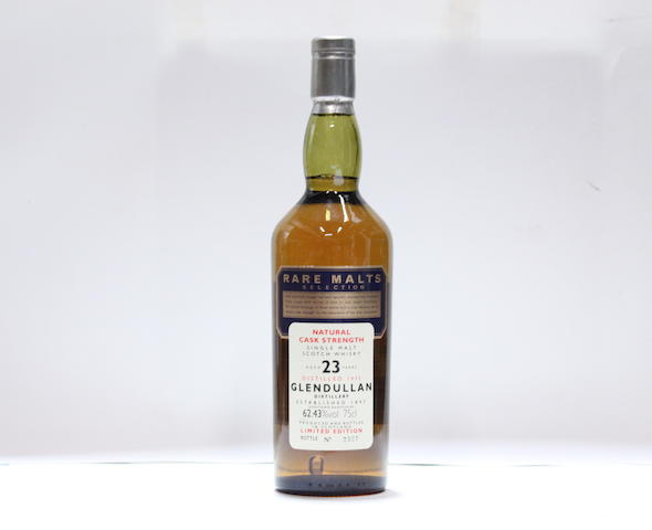 Glendullan-23 year old-1972