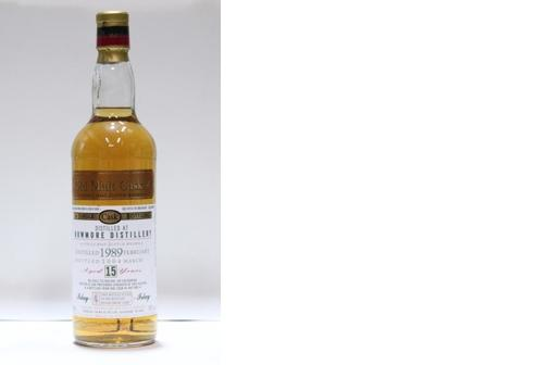 Bowmore-15 year old-1989