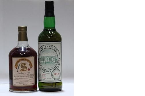 Braes of Glenlivet-16 year old-1979SMWS 113.3