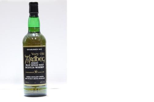 Ardbeg-30 year old