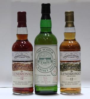 SMWS 96.6Glendronach-12 year old (2)