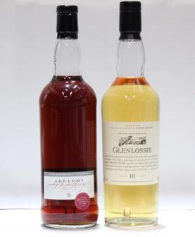Glenlossie-17 year old-1981Glenlossie-10 year old