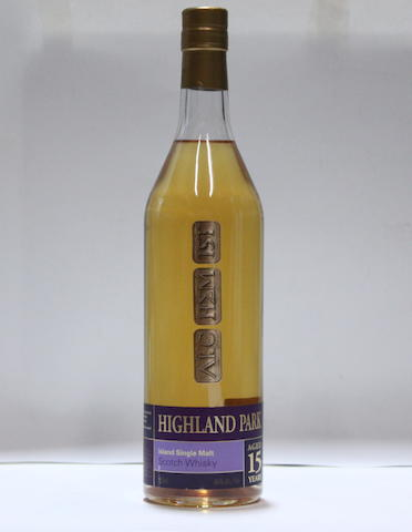 Highland Park-15 year old-1990