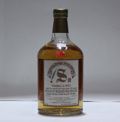 Highland Park-20 year old-1975