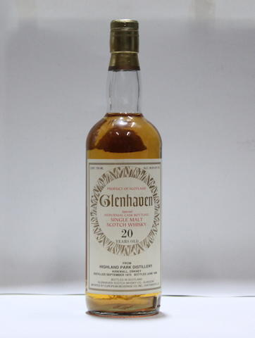 Highland Park-20 year old -1975