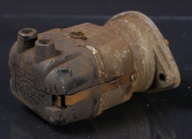 An Edison magneto, type AJ1-2,