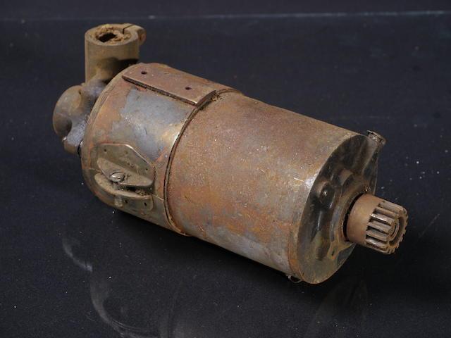 An Indian generator,