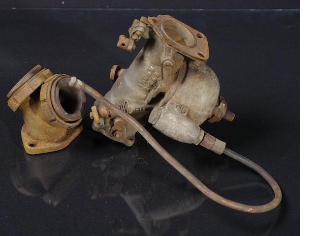 An L&L carburetor,
