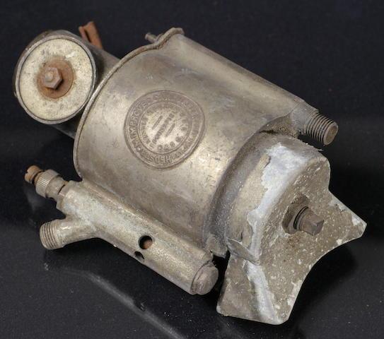 An Indian Hedstrom carburetor,