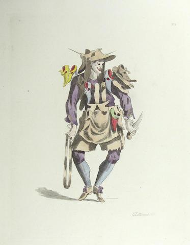 Guillaumot, A., Fils. Costumes. 2 vols.