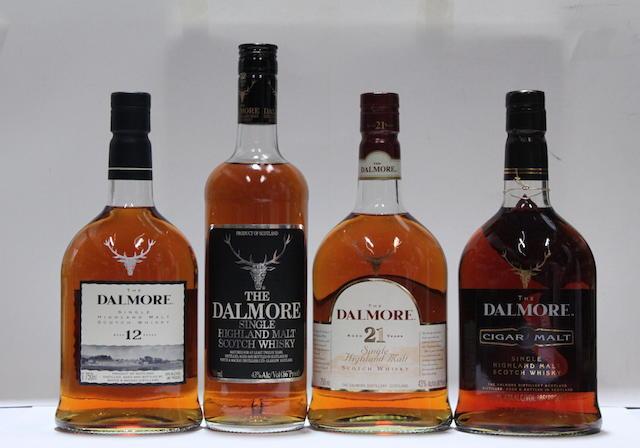 Dalmore-12 year old (3)Dalmore-21 year oldDalmore Cigar Malt