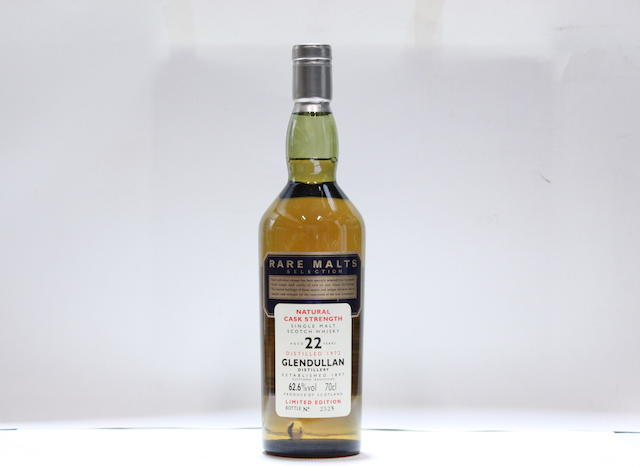 Glendullan-22 year old-1972