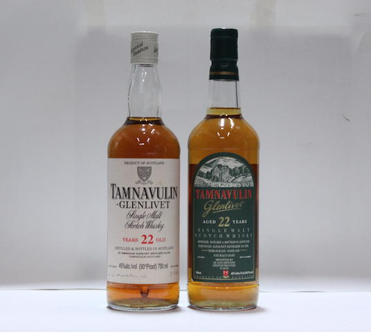 Tamnavulin-22 year oldTamnavulin-22 year old