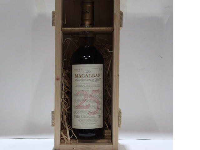 The Macallan-25 year old-1968