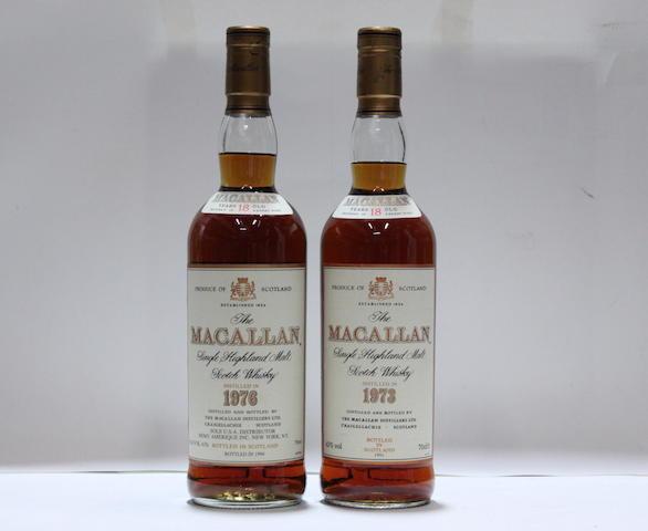The Macallan-18 year old-1973The Macallan-18 year old-1976