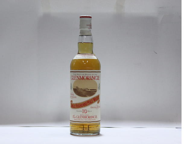 Glenmorangie Native Ross-shire-10 year old-1982