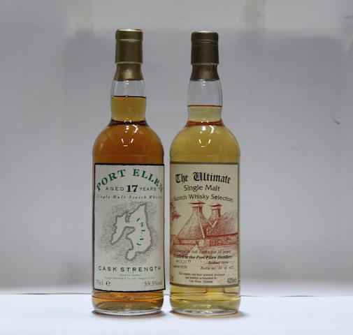 Port Ellen-17 year oldPort Ellen-16 year old-1977