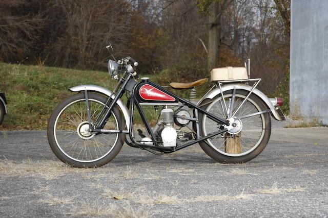 1959 Simplex Sportsman Frame no. 17900