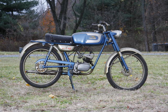 Ducati Sport 48 2-stroke