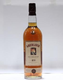 Aberlour- 21 year old