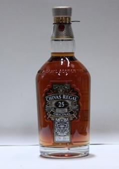 Chivas Regal- 25 year old