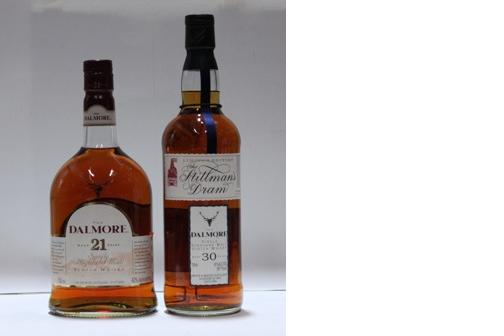 Dalmore-21 year oldDalmore-30 year old