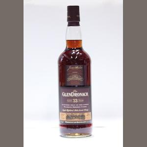 Glendronach-33 year old