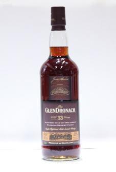 Glendronach- 33 year old