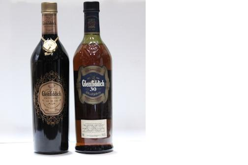 Glenfiddich-18 year oldGlenfiddich-30 year old