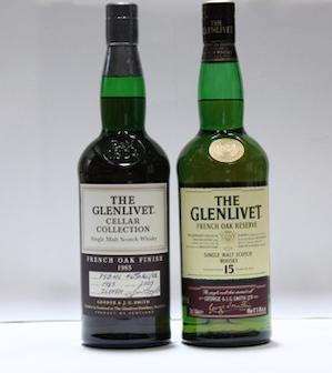 Glenlivet-15 year oldGlenlivet-1983
