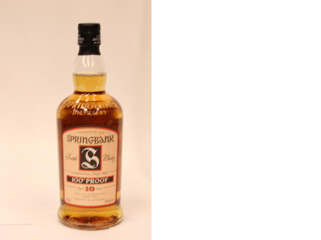 Springbank-10 year old