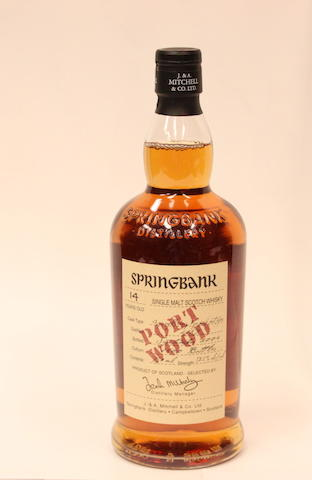 Springbank-14 year old -1989