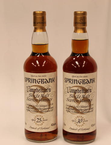 Springbank-25 year old (3)   Springbank-30 year old