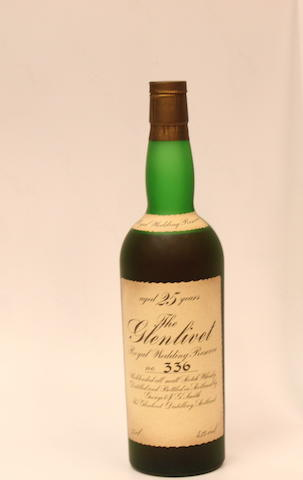 Glenlivet-25 year old