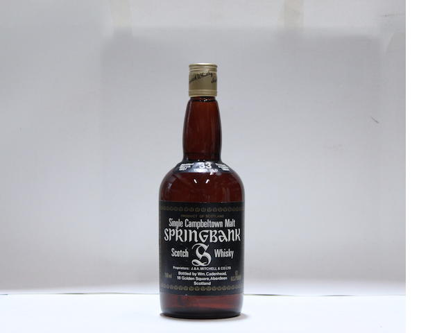 Springbank-33 year old-1951