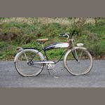 A good original Rolfast bicycle, mid 20th century American cruiser style,