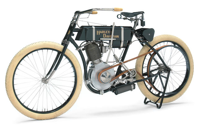 1905 Harley-Davidson 3¼hp Single Recreation
