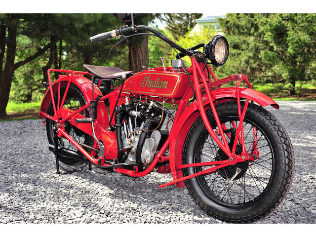 1928 Indian Chief  Frame no. CH152