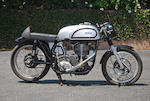 c.1957 Norton 500cc Manx Racing Motorcycle Frame no. 70736 Engine no. 11M76894